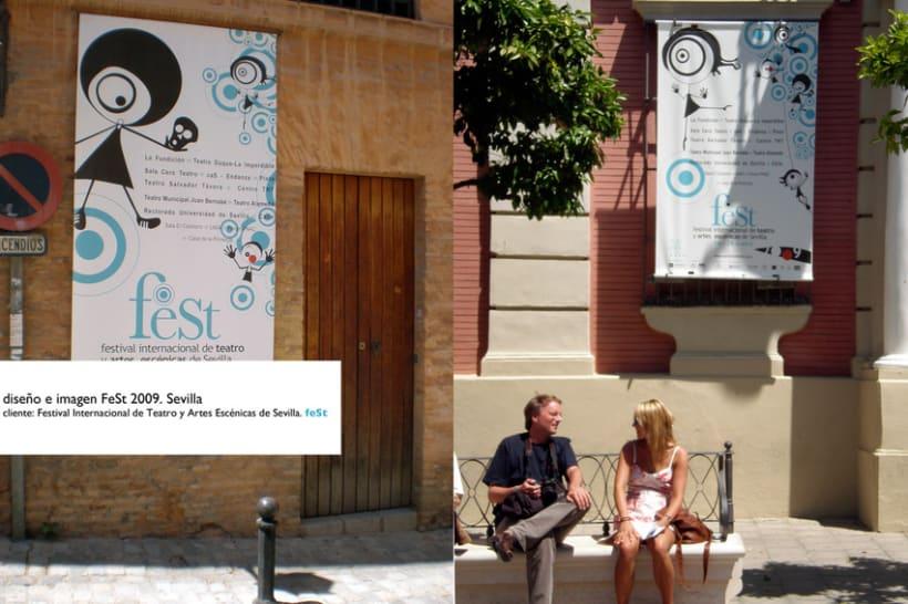 Imagen y diseño Fest 2009 6