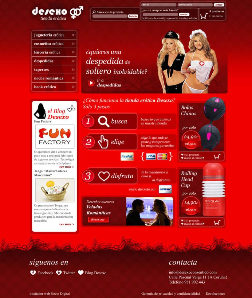 Web Desexo Consentido 2