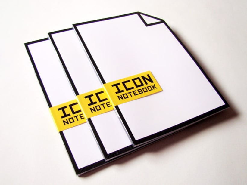 Icon Notebook 4