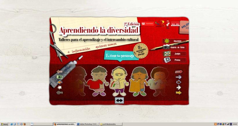 Aprendiendo la diversidad 3