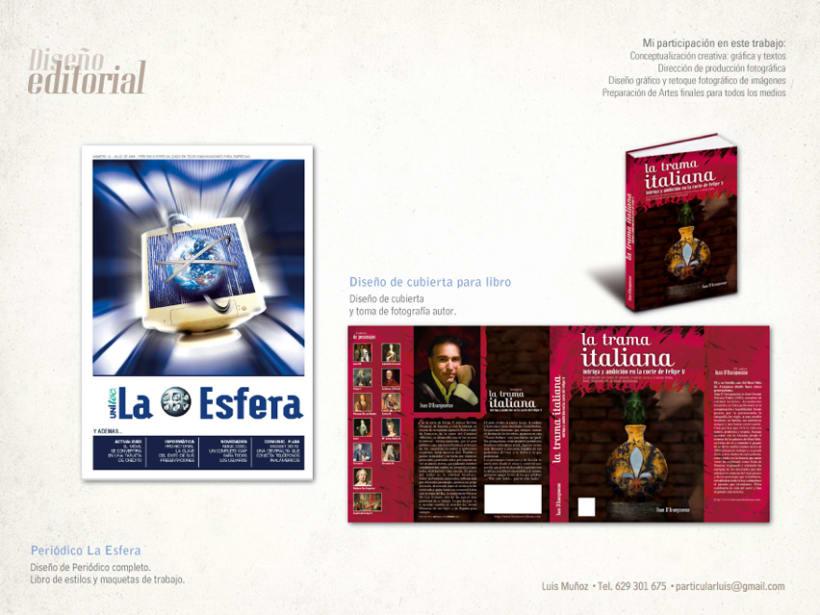Editorial y periódicos 1