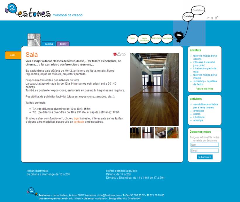 Web del 2estones 3