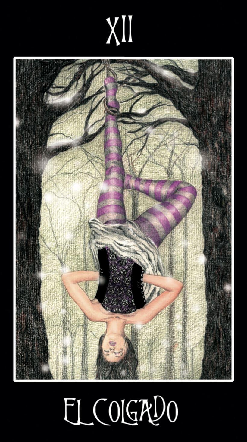 The Goth Tarot 3