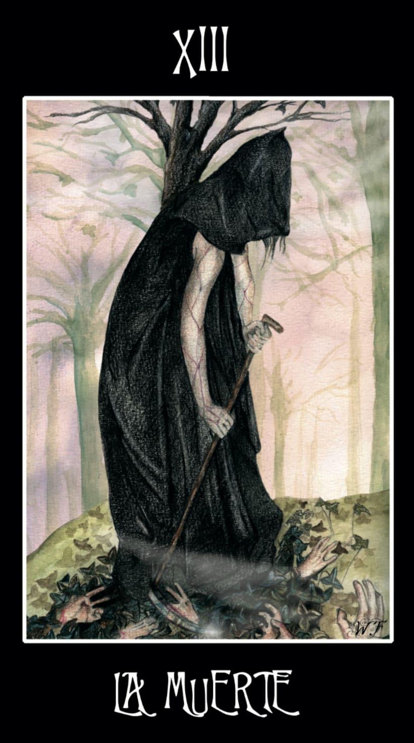 The Goth Tarot 2