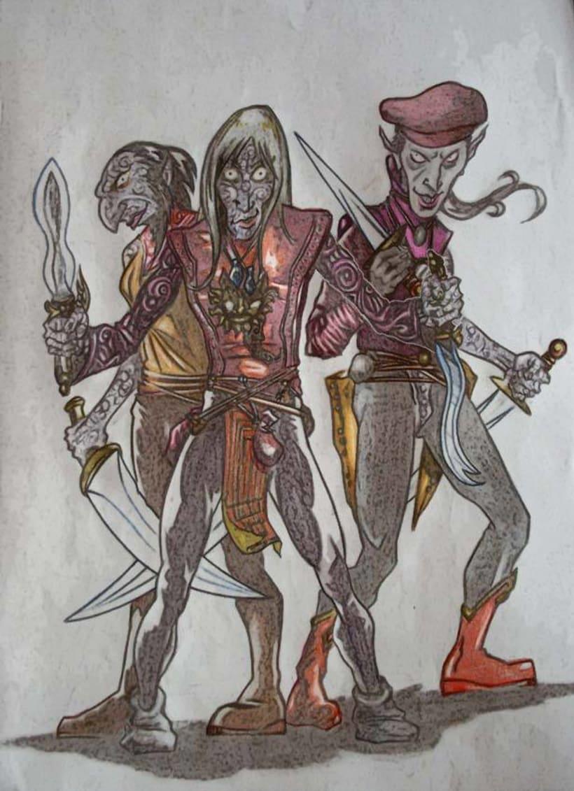 Ilustración Color 7