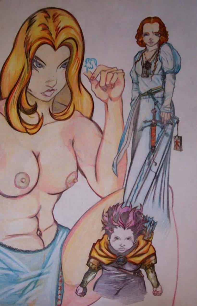 Ilustración Color 10