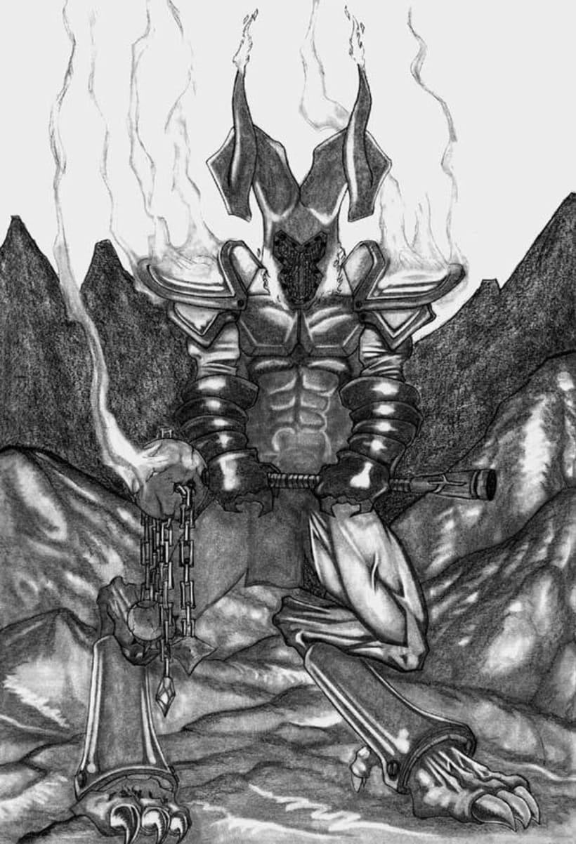 Ilustraciones Blanco y Negro 17