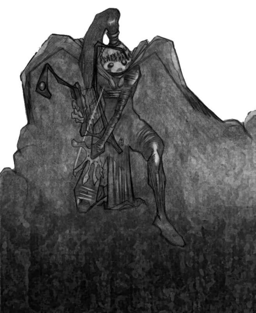 Ilustraciones Blanco y Negro 10