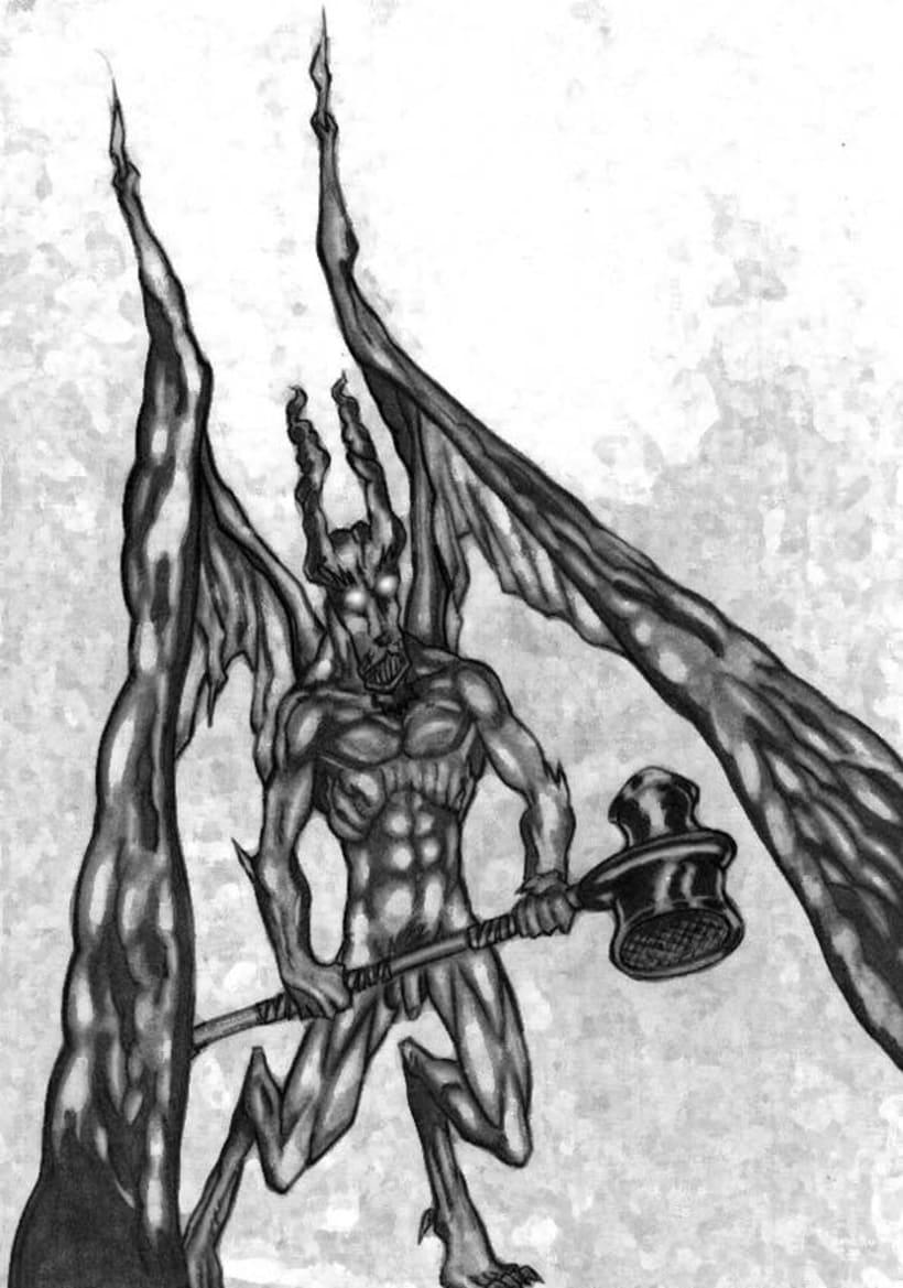 Ilustraciones Blanco y Negro 3
