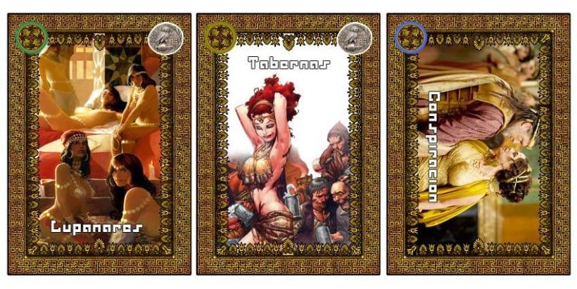 Juego de cartas: TALASOCRACIA 9