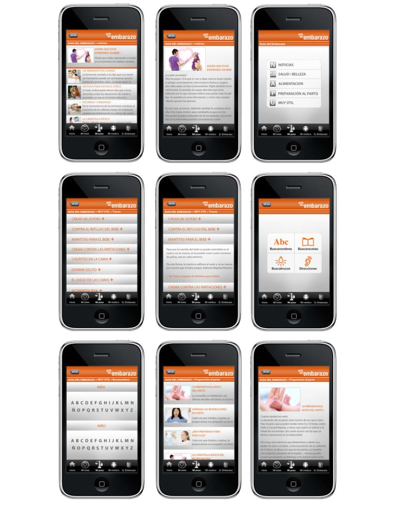 Diseño App SmartPhone 3