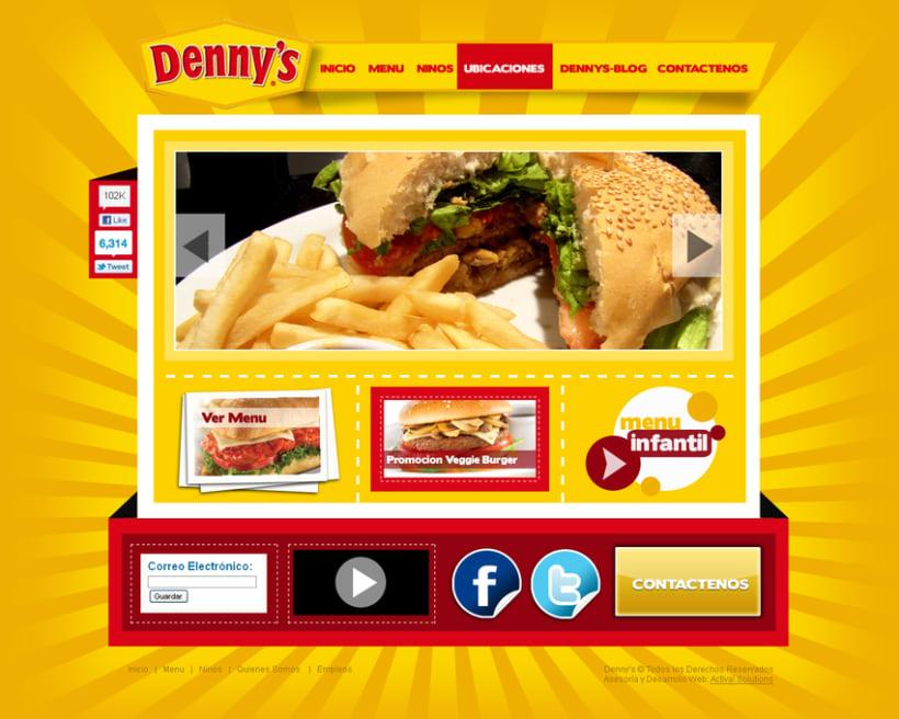 Denny's Honduras 1