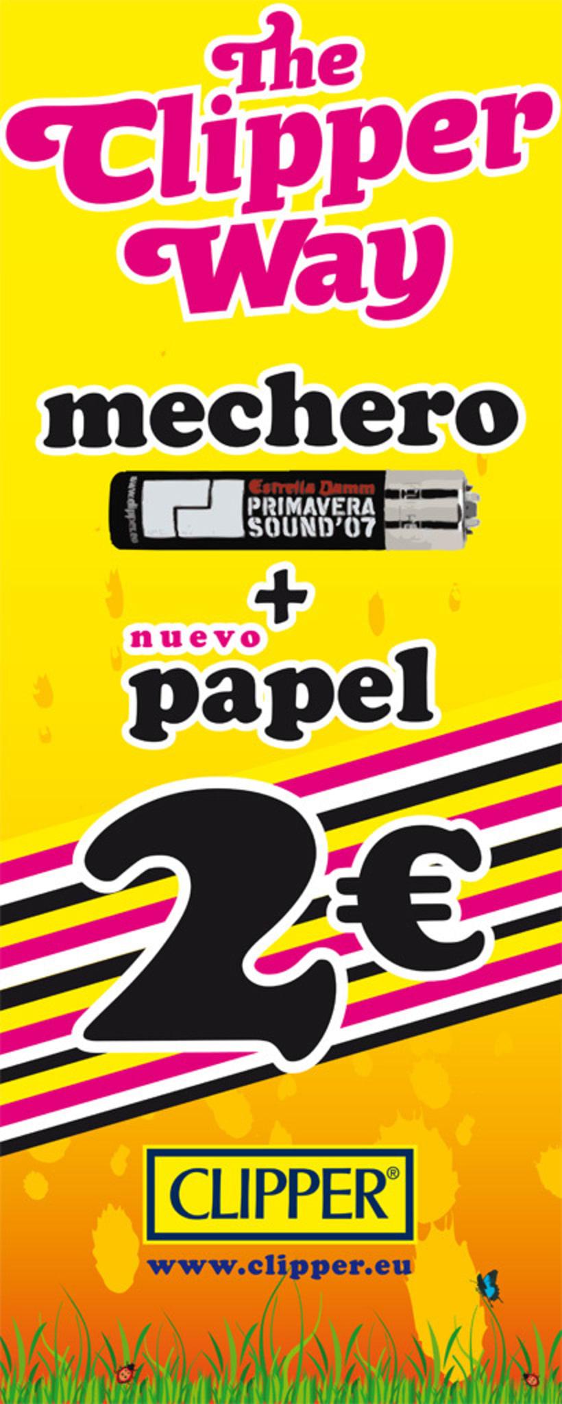 Clipper Primavera Sound  5