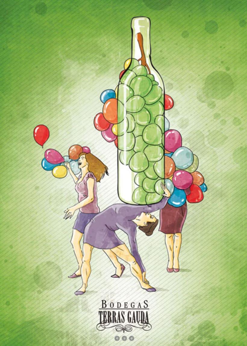 Ilustración publicitaria 12