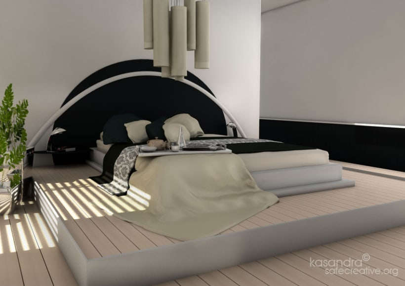 Dormitorio VRay 1