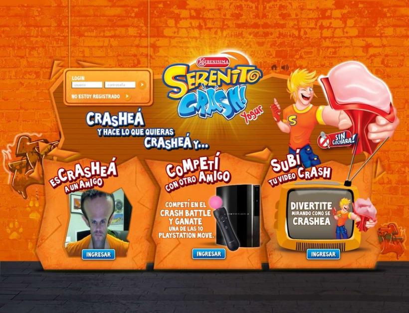Serenito Crash 1