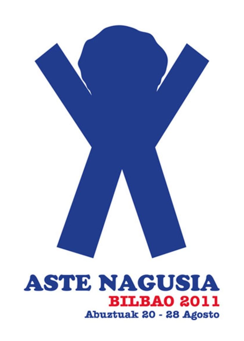 Propuesta cartel ASTE NAGUSIA 2011 2