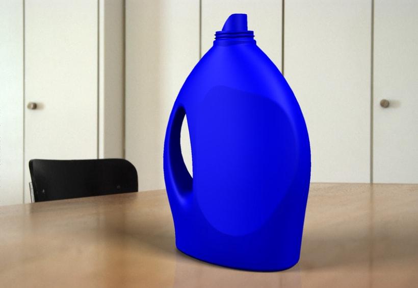 Botella de detergente 3