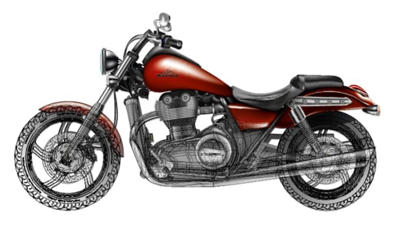 Moto Triumph 3