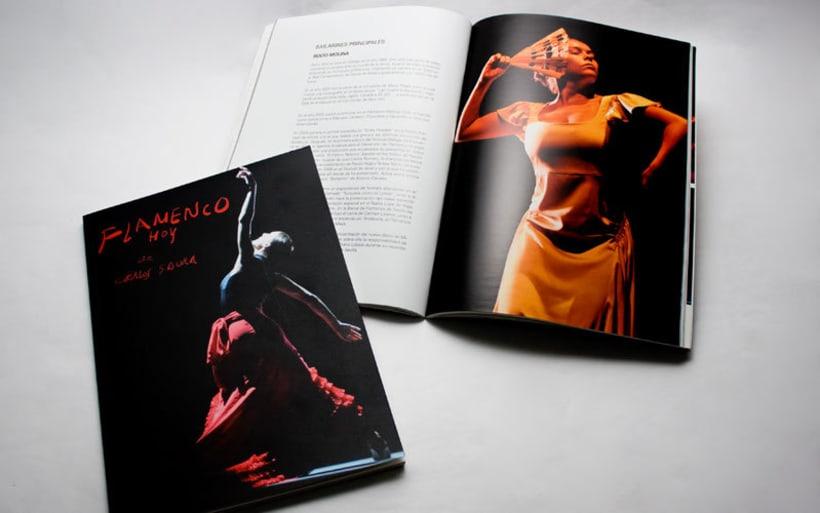 Catálogo: Flamenco Hoy de Carlos Saura 1