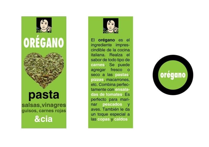 Diseño de packaging Carmencita Especias 3