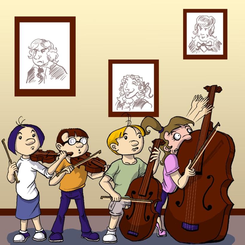 Ilustración Infantil 15
