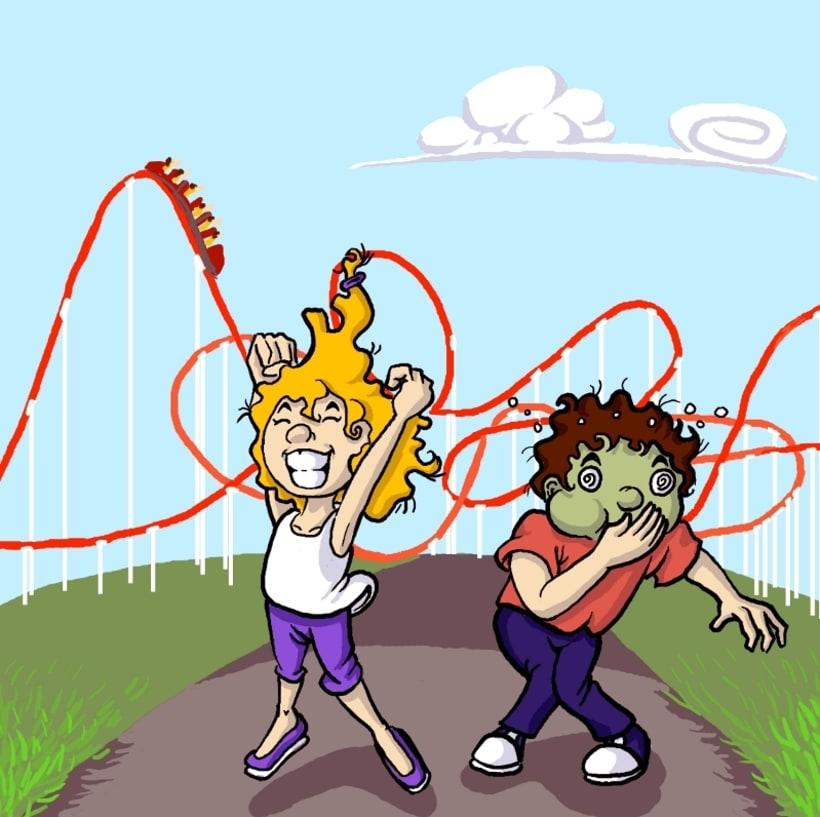 Ilustración Infantil 16