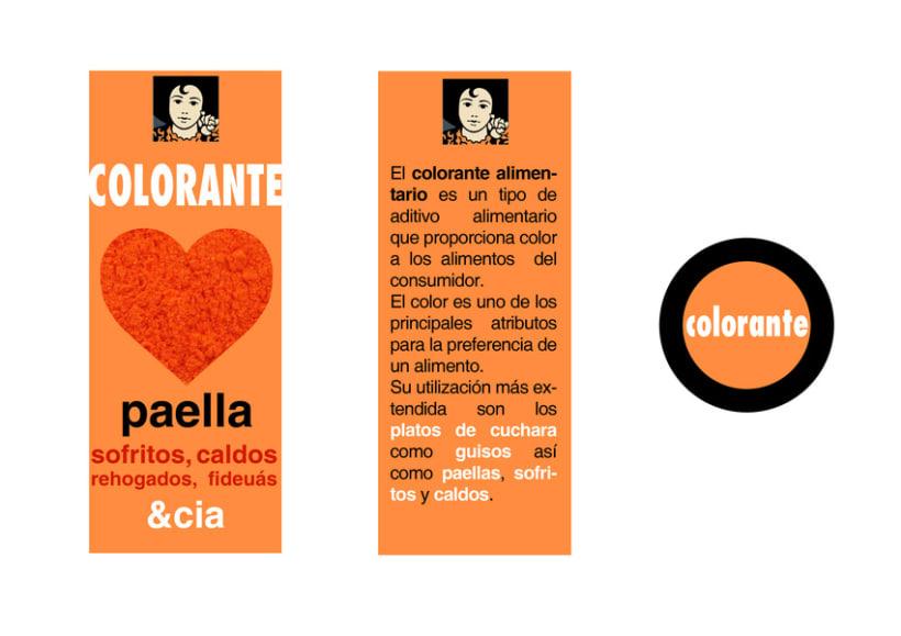Diseño de packaging Carmencita Especias 12