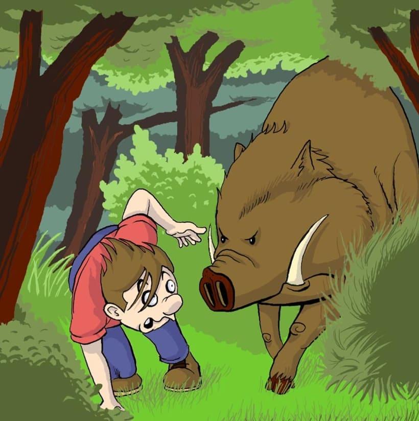 Ilustración Infantil 18