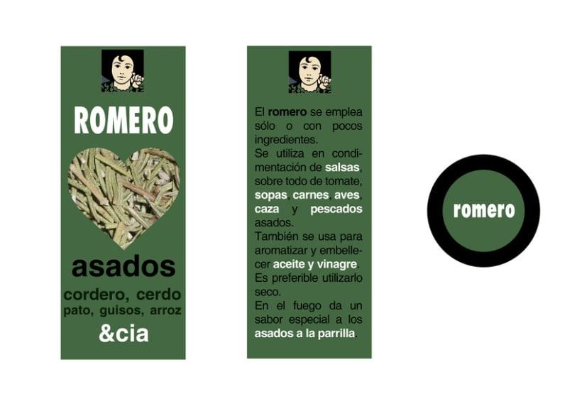 Diseño de packaging Carmencita Especias 11
