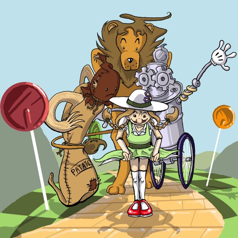 Ilustración Infantil 21