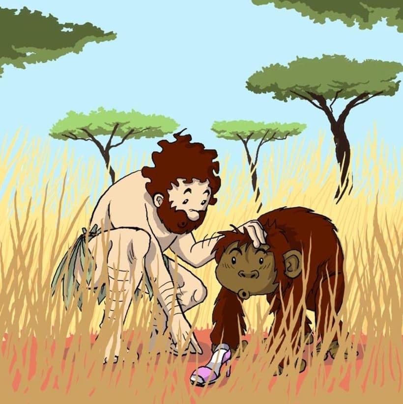 Ilustración Infantil 22