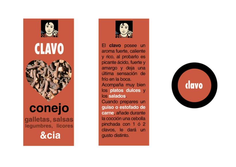 Diseño de packaging Carmencita Especias 9