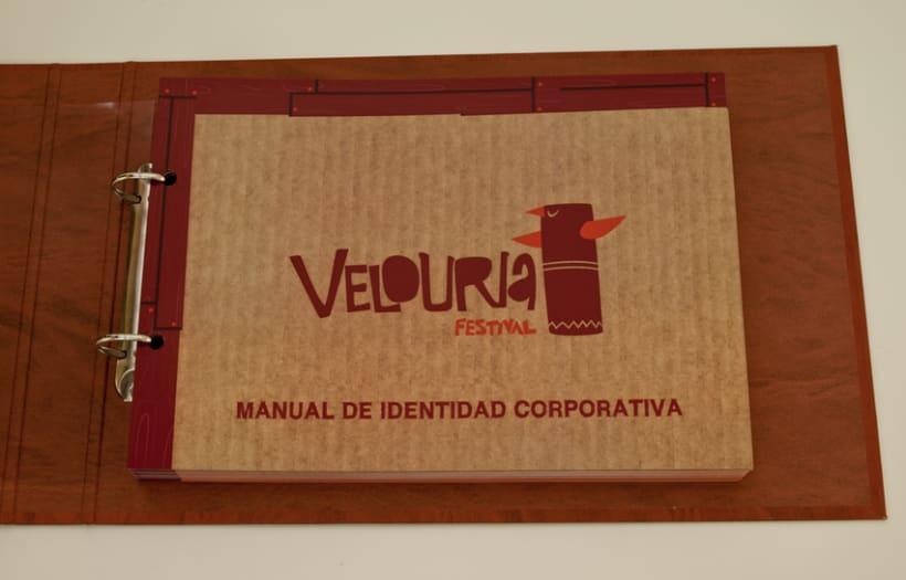 Velouria Indie-music festival 2