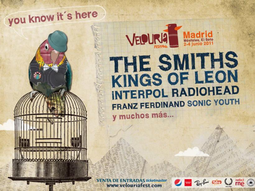 Velouria Indie-music festival 4