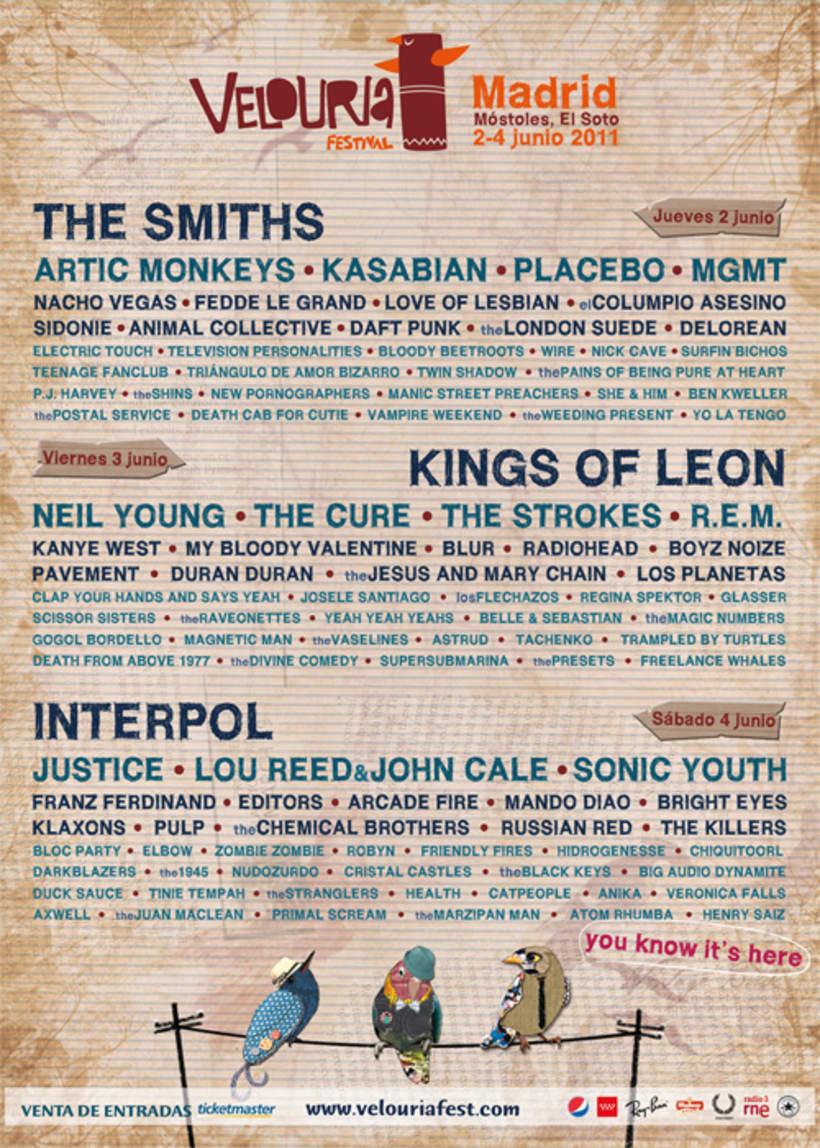 Velouria Indie-music festival 3