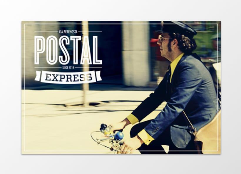 Postal Express 3