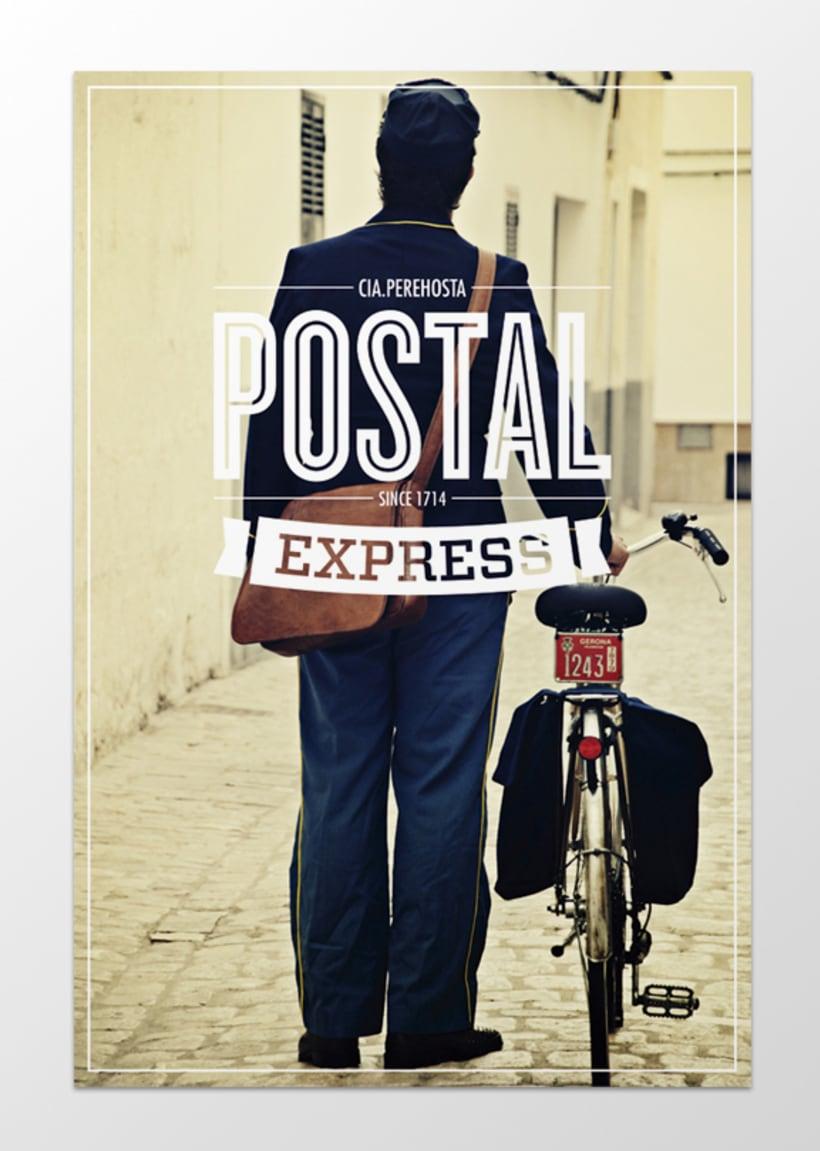 Postal Express 2