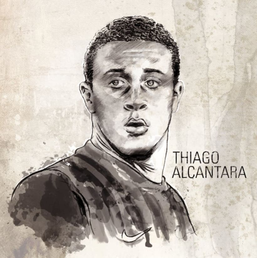 Thiago Alcántara 1