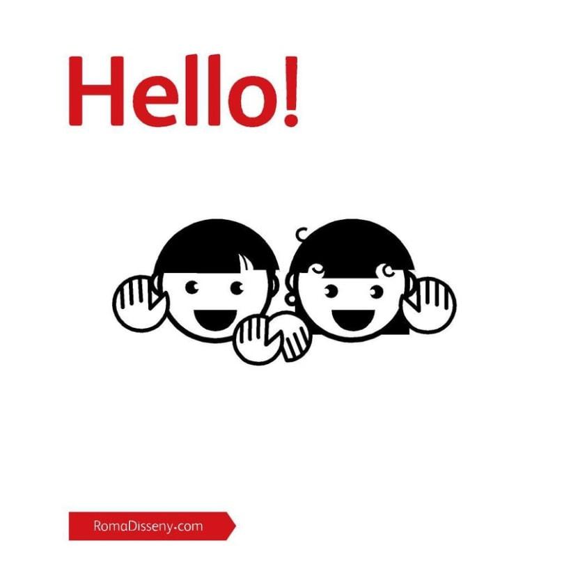 Hello! Hola! :) 1