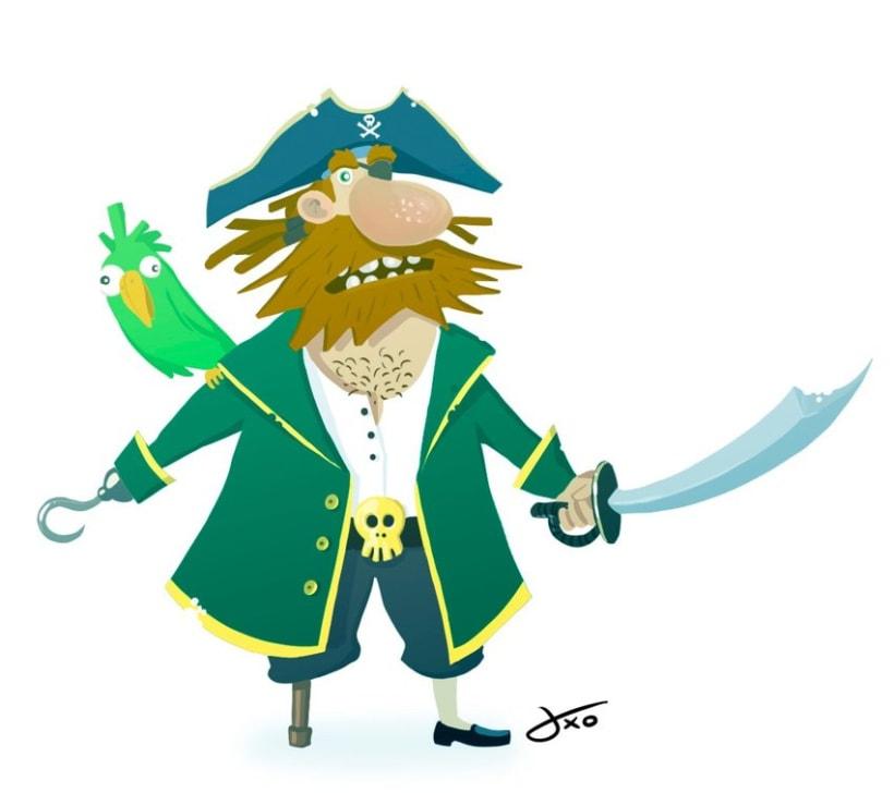 El Pirata Garrapata 4
