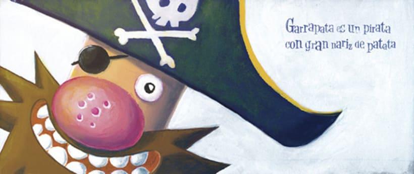 El Pirata Garrapata 3