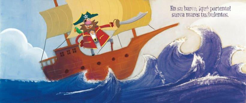 El Pirata Garrapata 2