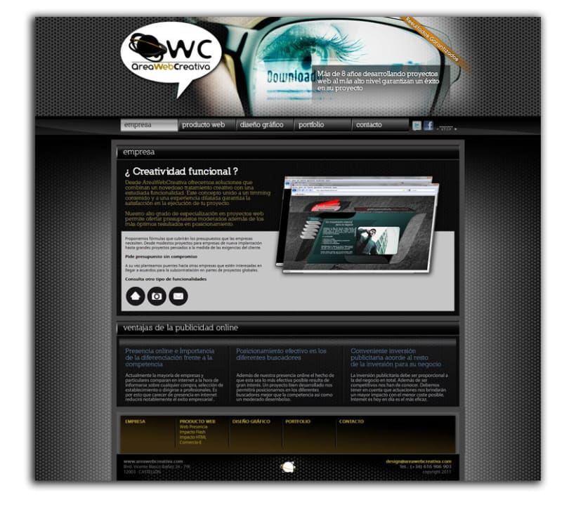 AreaWebCreativa 1.0 3