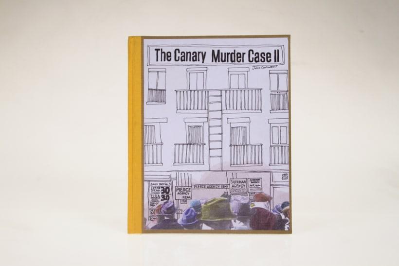 Ilustracion: The Canary Murder Case II 4