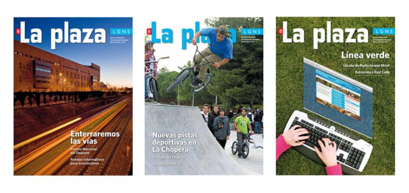 Revista La Plaza de Leganés 2