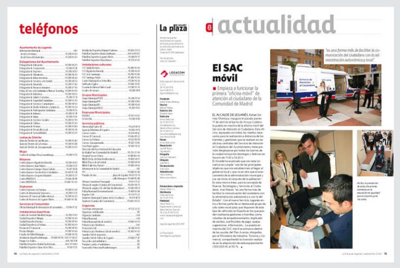 Revista La Plaza de Leganés 3