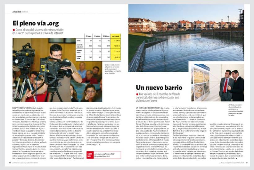 Revista La Plaza de Leganés 4