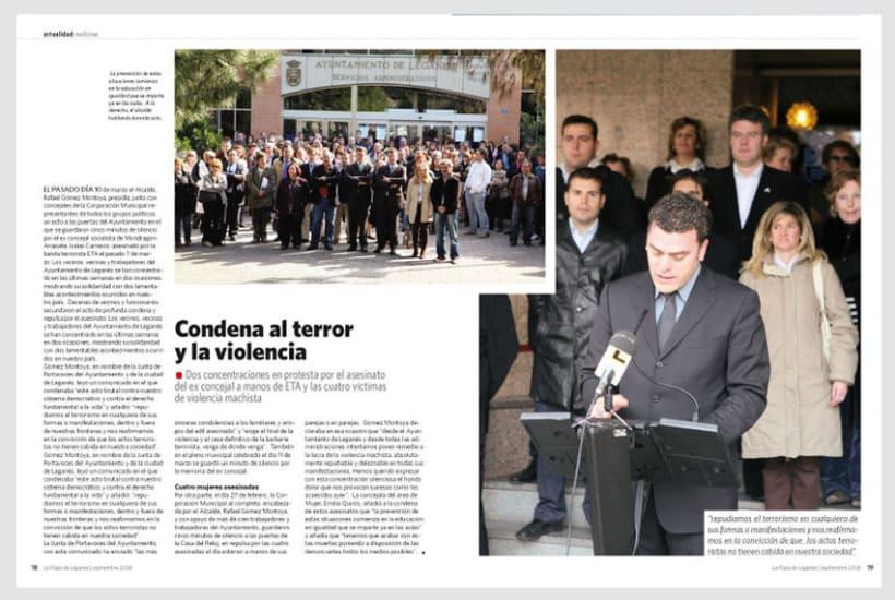 Revista La Plaza de Leganés 5