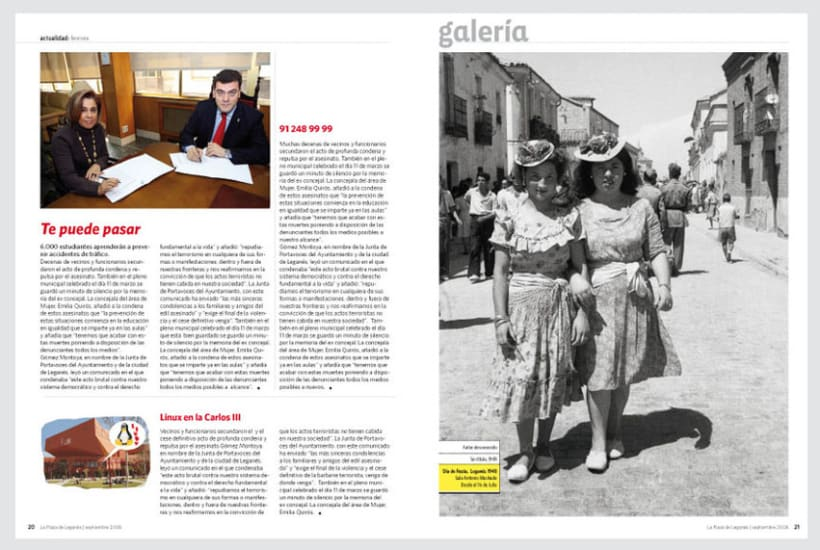 Revista La Plaza de Leganés 6